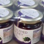 Creamed honey with black currants Nectar Senco 200 g